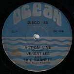 Wet Dream / Action Line - Max Romeo / The Versatiles And Eric Barnett