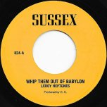 Whip Them Out Of Babylon / Ver - Leroy Heptones