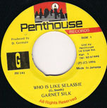 Who Is Like Selassie - Garnet Silk