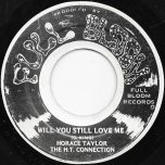 Will You Still Love Me / Nancys Dub - Horace Taylor And The HT Connection
