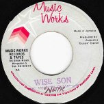 Wise Son / Ver - The Mighty Diamonds