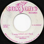 Young Gifted And Black / Joy Land - The Heptones / Sound Dimension