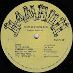 Your Jamaican Girl - Various..Larry Marshall..Delroy Wilson..Dennis Brown..Ernest Ranglin..Winston Francis