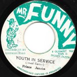 Youth In Service / Ver - Prince Jazzbo