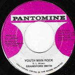 Youthman Rock / Its Gonna Be Wonderful - Grandford Smith / Glen Brown