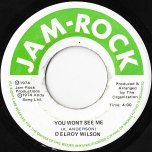 You Wont See Me / Inst - Delroy Wilson
